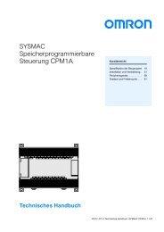 CPM1A Bedienerhandbuch