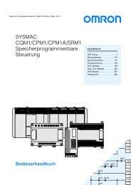 C_M1 Programming Programmierhandbuch