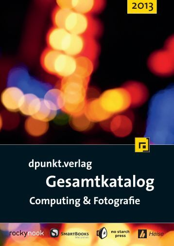 Gesamtkatalog - dpunkt - Verlag