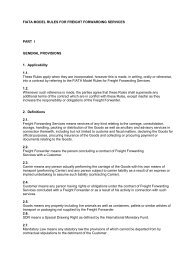 General Terms & Conditions - Bertling