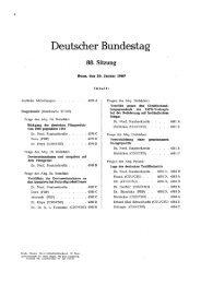 88. Sitzung - Deutscher Bundestag