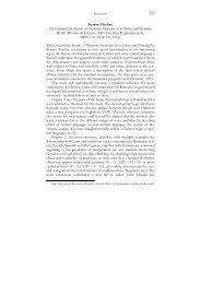 257 Susann Fischer: The Catalan Clitic System. A Diachronic ...