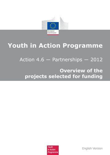 Compendium Action 4.6 - Call for proposals ... - EACEA - Europa