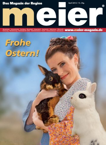 Frohe Ostern! - easyCatalog - look out crossmedia