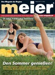 Den Sommer genießen! - easyCatalog - look out crossmedia