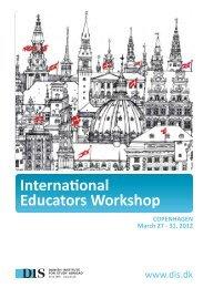 International Educators Workshop - Danish Institute for Study Abroad