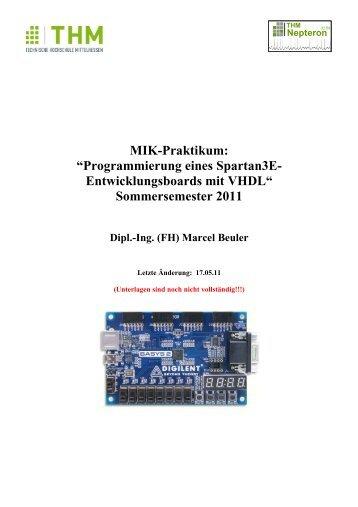 MIK-Praktikum - Kostenlose Homepage erstellen