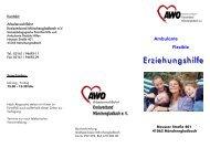 Kreisverband Mönchengladbach e. V. - AWO
