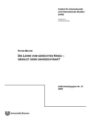 PDF-Format (ca. 290 kB) - Institut für Interkulturelle und ...