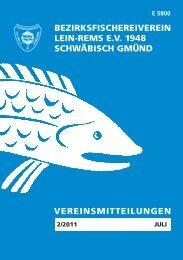 Herzliche Einladung an alle Mitglieder! - Bezirksfischereivereins ...