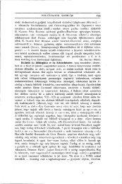 Magyar Könyvszemle Új folyam XXXVII.kötet, 1-2. füzet 1930 ... - EPA