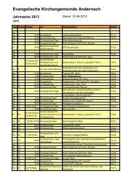 Jahresplan 2013 - Ev-kirche-andernach.de