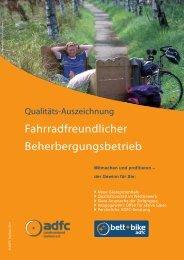 Qualitätsauszeichnung - Thüringen Tourismus
