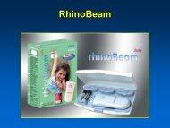RhinoBeam beamt die Nase frei, pdf, 9 MB - Ever.ch