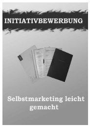 Initiativbewerbungen - FaMI