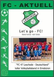 FC-Heft-07-2013 - FC-47-Leschede