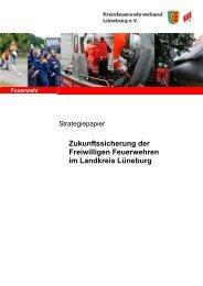 Zukunftssicherung der Freiwilligen Feuerwehren im Landkreis ...