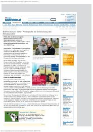 BORG-Schüler helfen Wetterprofis bei ... - Sparkling Science