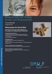 Netkompass für Social Web Leh r- und ... - Sparkling Science