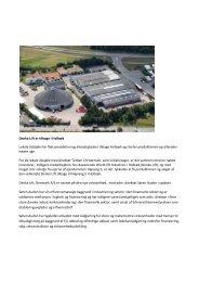 Denka Lift er tilbage i Holbæk Lokale Ildsjæle har fået produktion og ...