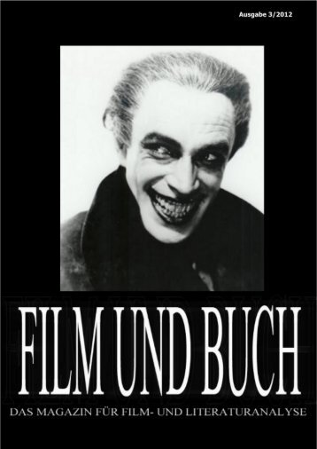 Ausgabe 1/2012 Ausgabe 1/2012 - Film und Buch
