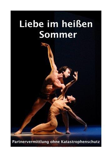Liebe im heißen Sommer - fleigejo