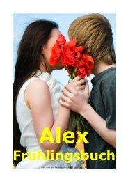 Alex und das Frühlingsbuch - fleigejo