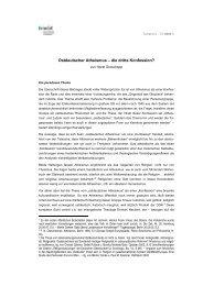 Ostdeutscher Atheismus – die dritte Konfession? - fowid ...