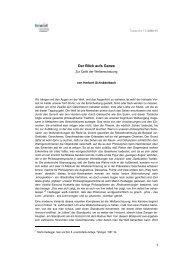 Optik der Weltanschauung - fowid - Forschungsgruppe ...