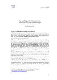 Auf dem Weg zum Transhumanismus? - fowid - Forschungsgruppe ...