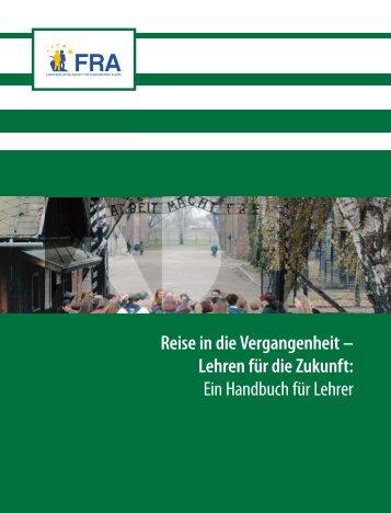 Reise in die Vergangenheit - Lehren für die Zukunft - European ...
