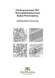 Gesamtliste-Staedtebaufoerderung-2011 - CDU-Fraktion