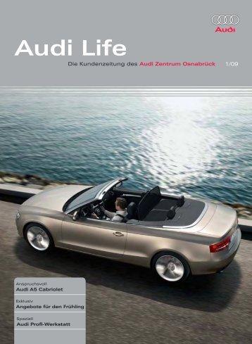 Audi Life 01/2009 (1 MB)