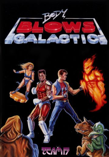 Body Blows Galactic - Commodore Amiga - Manual - gamesdbase ...