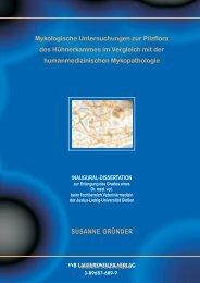 Mykologische Untersuchungen zur Pilzflora des Hühnerkammes im ...