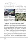 Auswirkungen des Klimawandels auf Deutschland - Germanwatch - Seite 4