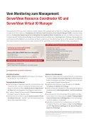 Behalten Sie Servervirtualisierung ohne Zusatzkosten unter ... - Fujitsu - Seite 2