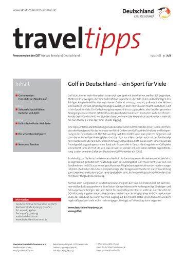 Reisetipps Norddeutschland - Golfclub Schloss Lütetsburg