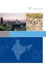Emissionsprospekt Trend Capital Indien I KG - GoMoPa