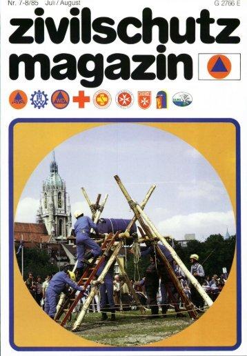 Magazin 198507