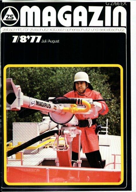 Magazin 197707