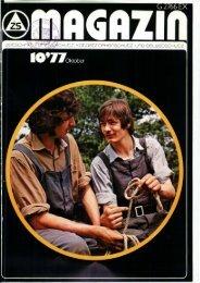 Magazin 197710