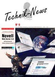 Novell - ITwelzel.biz