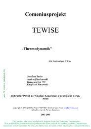 Thermodynamik - schule.at