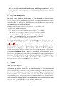 Form- und Formatvorgaben für Hausarbeiten 1 Stilistische und ... - Page 5