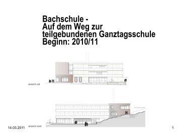 Gts-Kraft - Bachschule Feuerbach