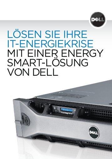 energY sMArT-LösUng VOn DeLL