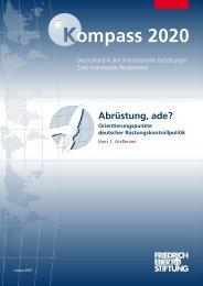 Abrüstung, ade? Orientierungspunkte deutscher ... - IFSH