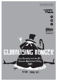 Globalisinghunger - FDCL