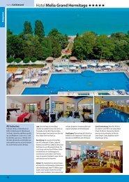 HotelMelia Grand Hermitage - TravelCMS